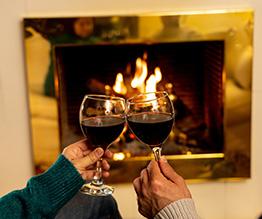 Concierge option: Lovers' Retreat