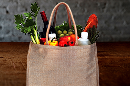 Concierge option: Grocery Essentials